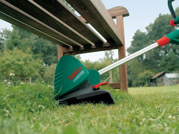 триммер для бурьяна и высокой травы